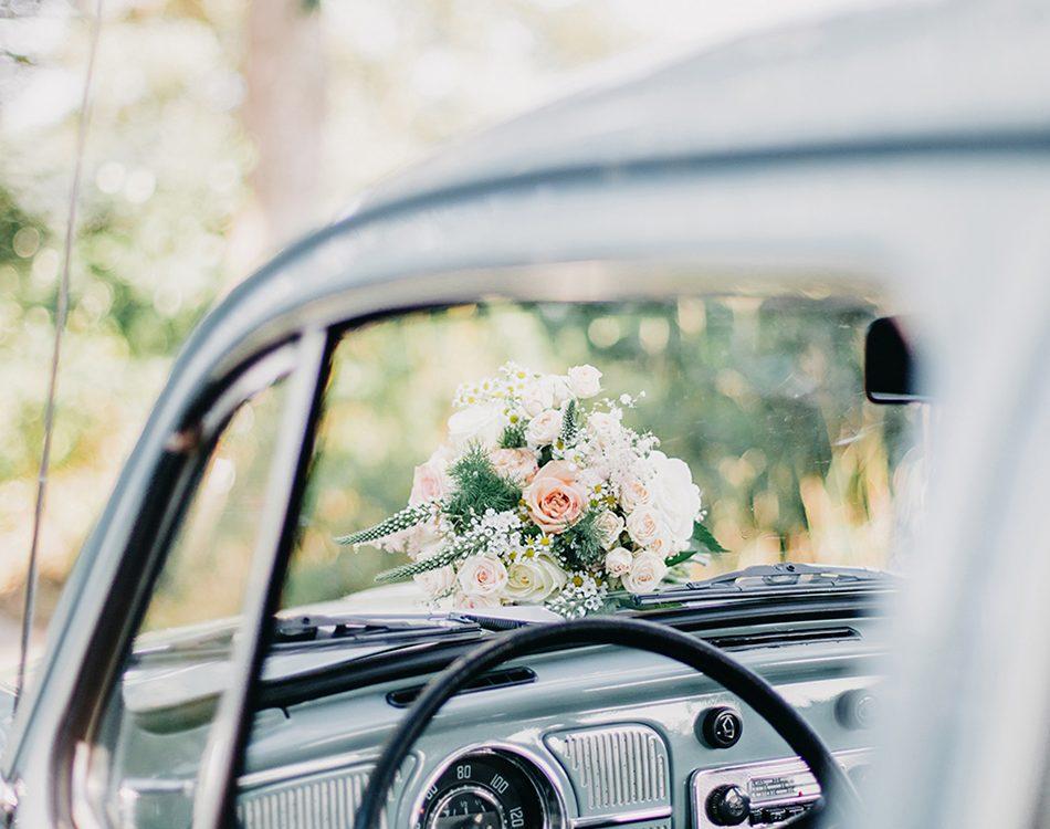 Vintage Wedding in NRW