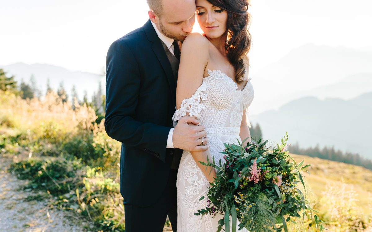 Mountain Wedding in Austria