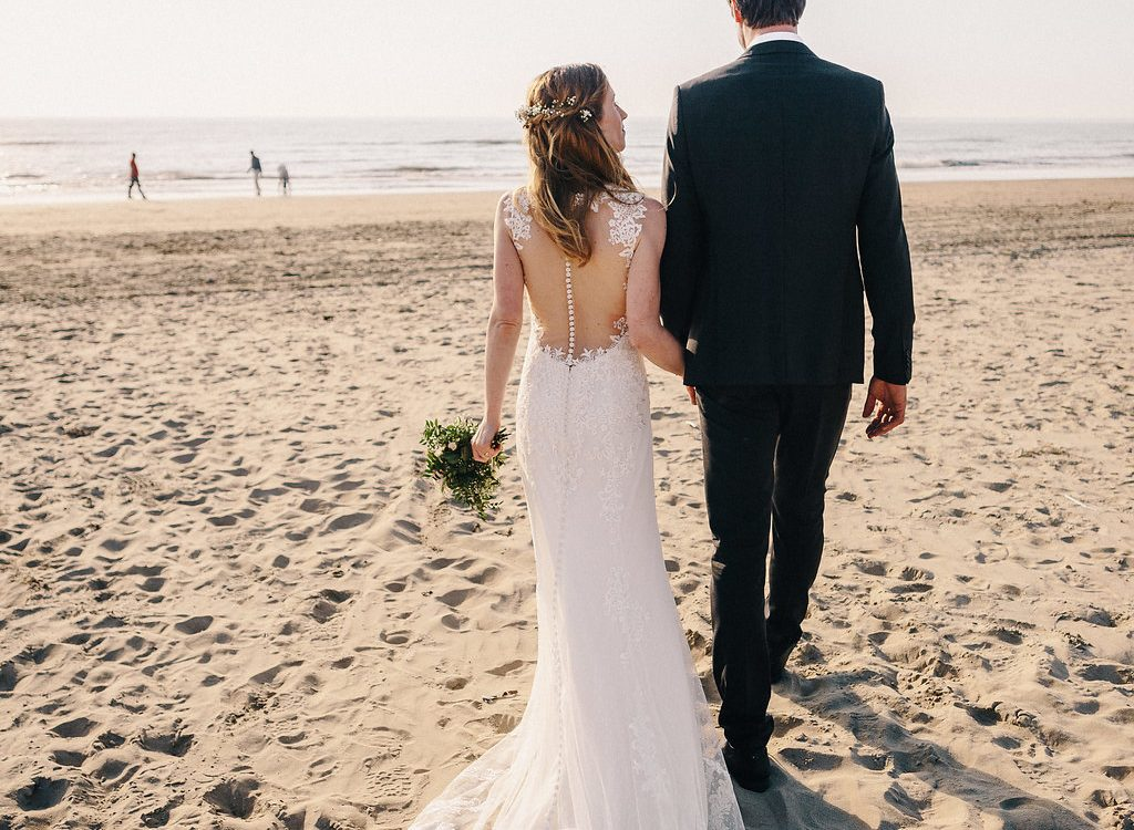 Relaxed Wedding @ Zandvoort Beach