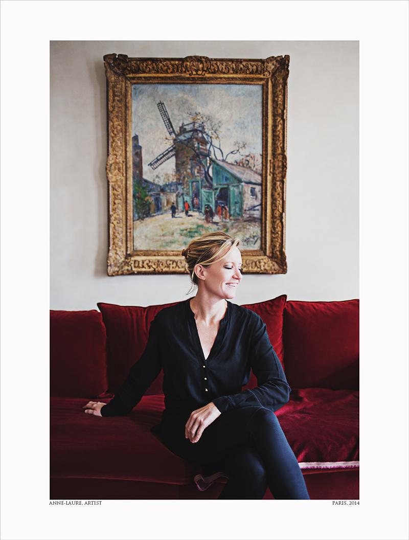 Fine Art Portrait,Portrait Fotograf Daniela Porwol aus Wien, Fotoshooting in Paris