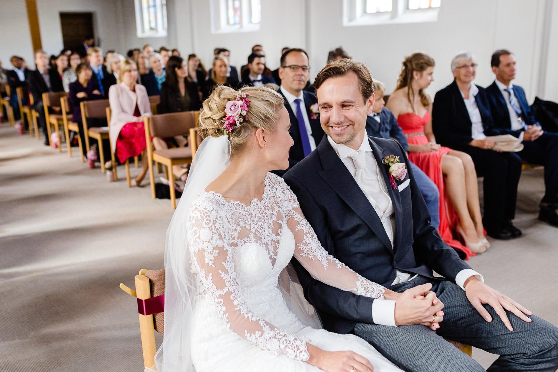 Herbst Hochzeit auf Schloss Berge im Ruhrgebiet- Gelsenkirchen
