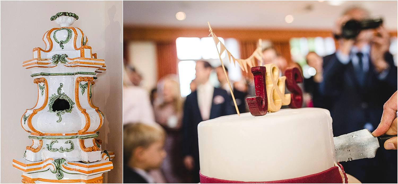 Elegante Hochzeit auf Schloss Berge im Ruhrgebiet