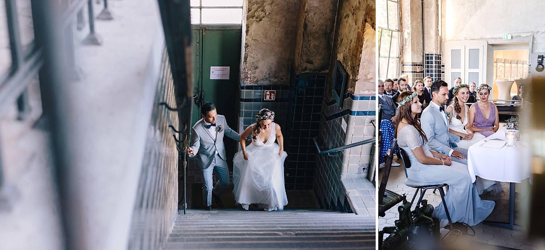 Industrial Wedding Dorsten